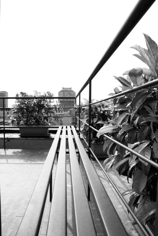 Terrazza condominiale A3 – Milano, centro storico – Jam Architettura